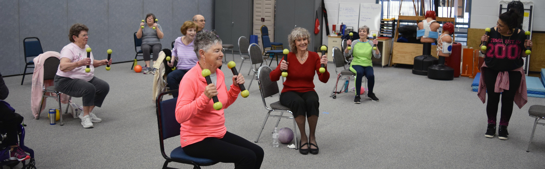 Group Exercise - Southeastern Indiana YMCA